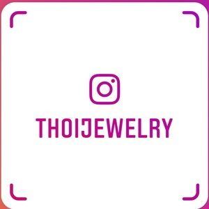 """Find me on Instagram """"thoijewelry"""""""